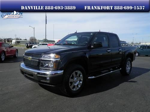 2012 chevrolet colorado truck 2lt for sale in danville kentucky classified. Black Bedroom Furniture Sets. Home Design Ideas