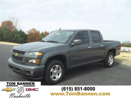 2012 chevrolet colorado truck crew lt for sale in am qui tennessee classified. Black Bedroom Furniture Sets. Home Design Ideas