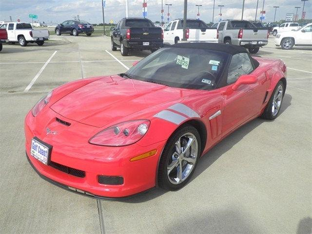 2012 chevrolet corvette grand sport for sale in angleton. Black Bedroom Furniture Sets. Home Design Ideas