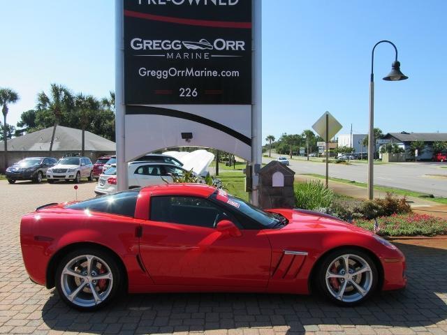 2012 Chevrolet Corvette Z16 Grand Sport Z16 Grand Sport