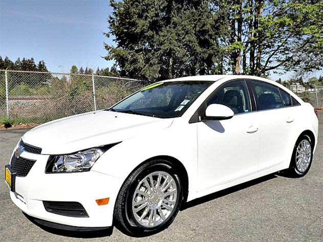 2012 chevrolet cruze eco 4dr sedan for sale in tacoma washington classified. Black Bedroom Furniture Sets. Home Design Ideas