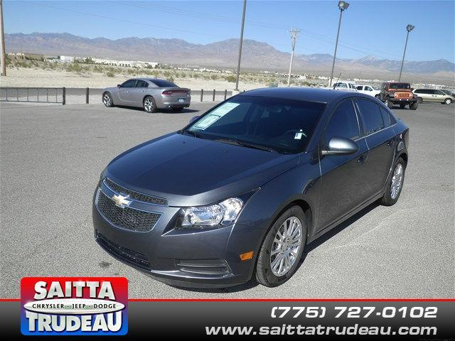 2012 Chevrolet Cruze ECO ECO 4dr Sedan