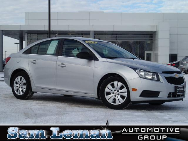 2012 chevrolet cruze ls bloomington il for sale in bloomington illinois classified. Black Bedroom Furniture Sets. Home Design Ideas
