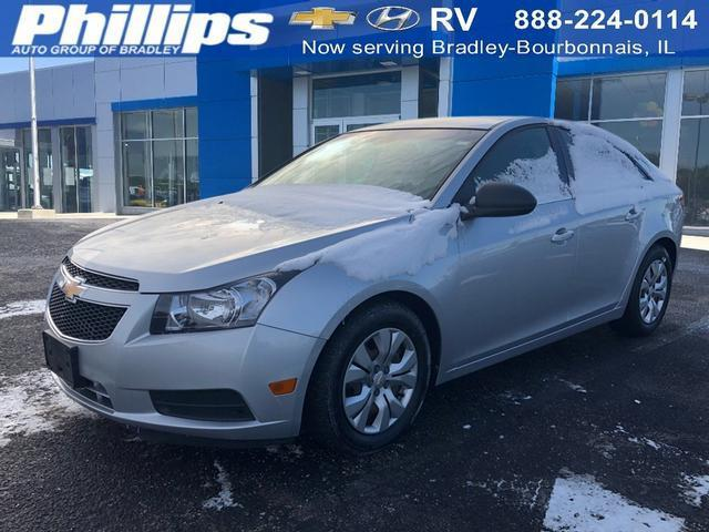 2012 Chevrolet Cruze LS LS 4dr Sedan
