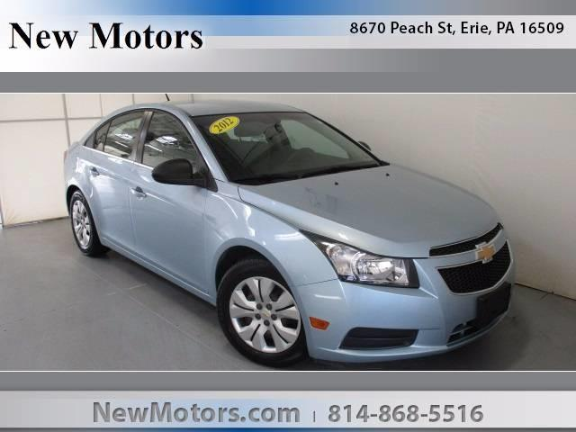 2012 chevrolet cruze ls ls 4dr sedan for sale in erie pennsylvania classified. Black Bedroom Furniture Sets. Home Design Ideas
