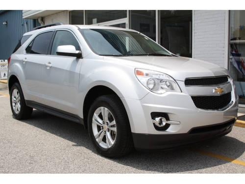 2012 chevrolet equinox crossover lt for sale in darlington south carolina classified. Black Bedroom Furniture Sets. Home Design Ideas
