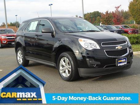2012 Chevrolet Equinox LS LS 4dr SUV