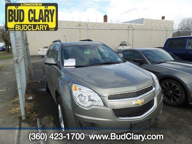 2012 Chevrolet Equinox Lt Awd Lt 4dr Suv W 1lt For Sale