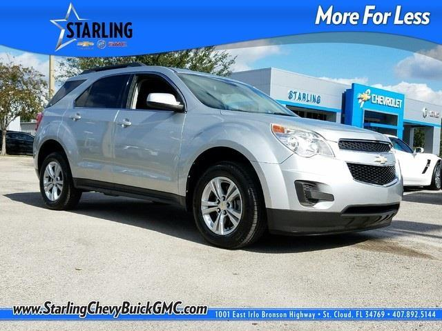 2012 chevrolet equinox lt lt 4dr suv w 1lt for sale in saint cloud florida classified. Black Bedroom Furniture Sets. Home Design Ideas