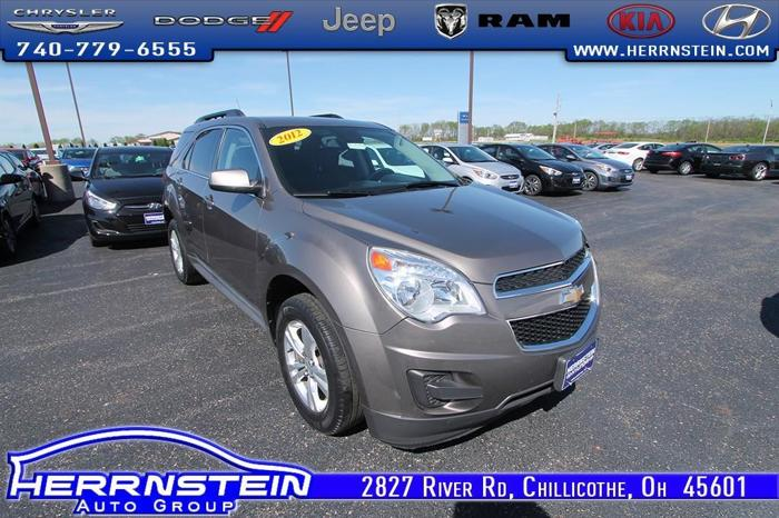 2012 Chevrolet Equinox Lt Lt 4dr Suv W 1lt For Sale In