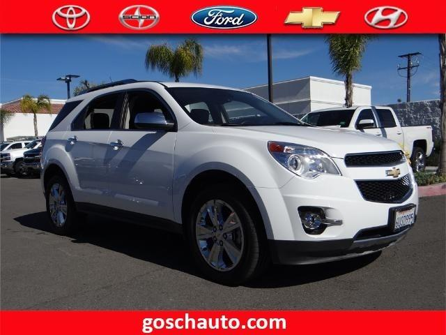 2012 chevrolet equinox ltz ltz 4dr suv for sale in hemet california classified. Black Bedroom Furniture Sets. Home Design Ideas