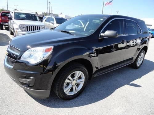 2012 chevrolet equinox sport utility ls for sale in pensacola florida classified. Black Bedroom Furniture Sets. Home Design Ideas