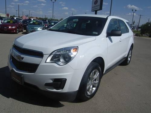 2012 chevrolet equinox suv ls for sale in midland texas classified. Black Bedroom Furniture Sets. Home Design Ideas
