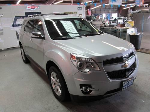 2012 Chevrolet Equinox Suv Ltz For Sale In Oroville