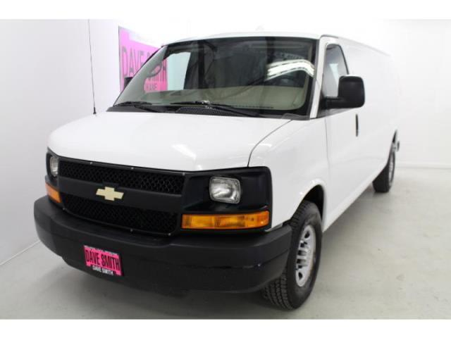 2012 Chevrolet Express Cargo 2500 2500 3dr Extended