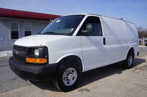 2012 chevrolet express cargo van full size cargo van for sale in carrollton maryland classified. Black Bedroom Furniture Sets. Home Design Ideas
