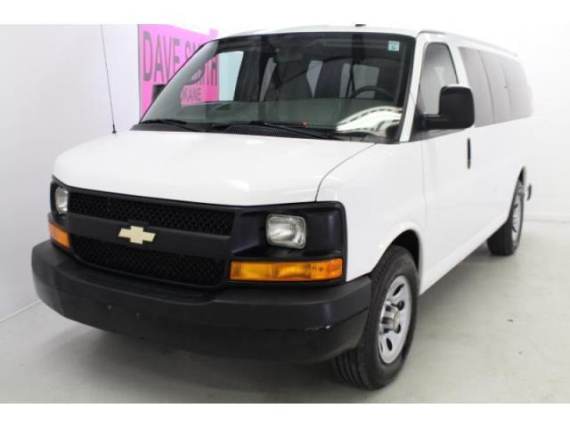 2012 chevrolet express passenger ls 1500 awd ls 1500 3dr. Black Bedroom Furniture Sets. Home Design Ideas