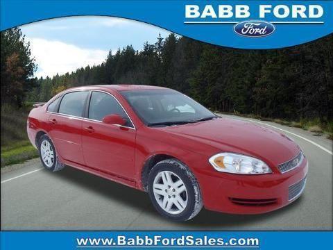 2012 chevrolet impala 4 door sedan for sale in reed city michigan classified. Black Bedroom Furniture Sets. Home Design Ideas