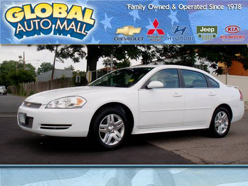 2012 chevrolet impala 4 dr sedan lt for sale in muhlenberg new jersey classified. Black Bedroom Furniture Sets. Home Design Ideas