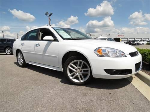 Reliable Chevrolet Springfield Mo >> 2012 Chevrolet Impala 4D Sedan LTZ for Sale in Springfield, Missouri Classified | AmericanListed.com
