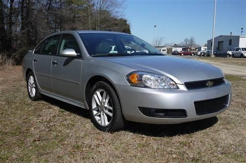2012 chevrolet impala 4dr car ltz with sunroof leather for sale in wilson north carolina. Black Bedroom Furniture Sets. Home Design Ideas