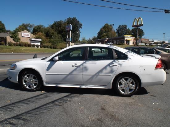 2012 chevrolet impala lt for sale in gainesville kentucky classified. Black Bedroom Furniture Sets. Home Design Ideas