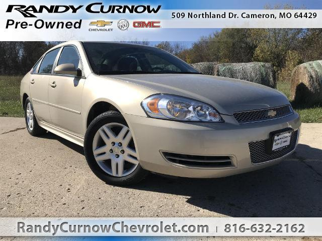 2012 Chevrolet Impala LT Fleet LT Fleet 4dr Sedan