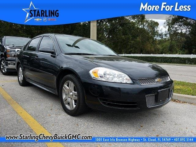 2012 chevrolet impala lt lt 4dr sedan for sale in saint cloud florida classified. Black Bedroom Furniture Sets. Home Design Ideas