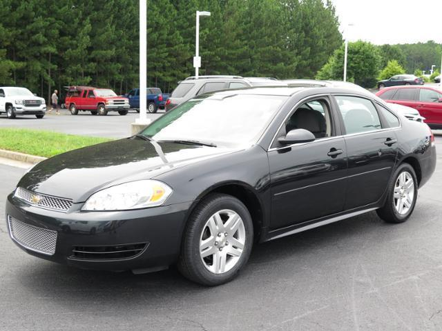 2012 chevrolet impala lt lt 4dr sedan for sale in acworth georgia classified. Black Bedroom Furniture Sets. Home Design Ideas