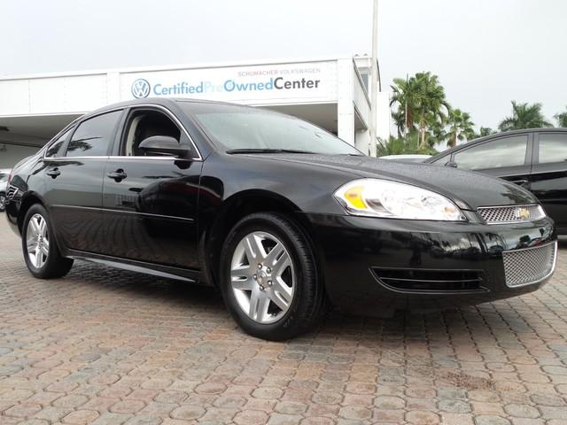 2012 Chevrolet Impala Lt West Palm Beach Fl For Sale In