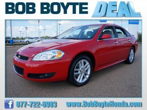 Ryan Chevrolet Monroe La >> 2012 CHEVROLET IMPALA SEDAN 4 DOOR LTZ for Sale in Bosco, Louisiana Classified | AmericanListed.com