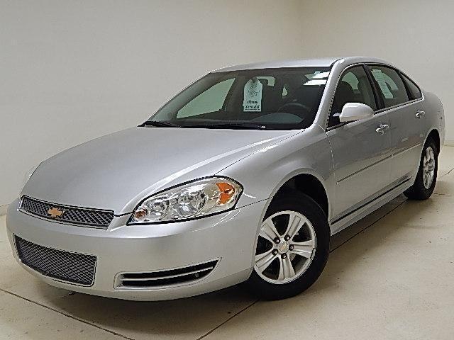 2012 chevrolet impala sedan ls for sale in jackson michigan classified. Black Bedroom Furniture Sets. Home Design Ideas
