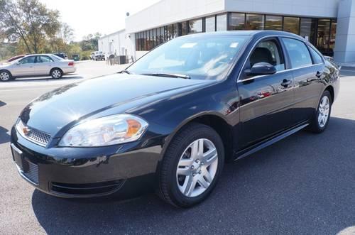 2012 chevrolet impala sedan lt fleet for sale in. Black Bedroom Furniture Sets. Home Design Ideas