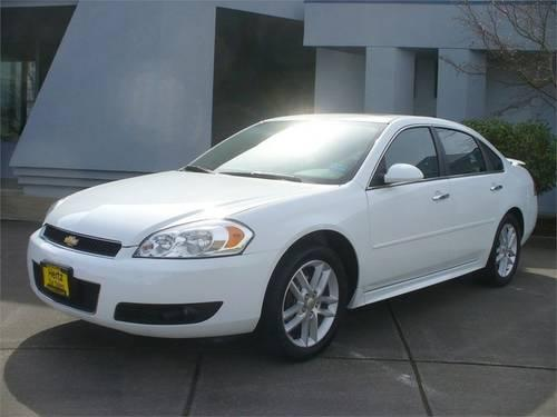 2012 chevrolet impala sedan ltz for sale in albany oregon. Black Bedroom Furniture Sets. Home Design Ideas