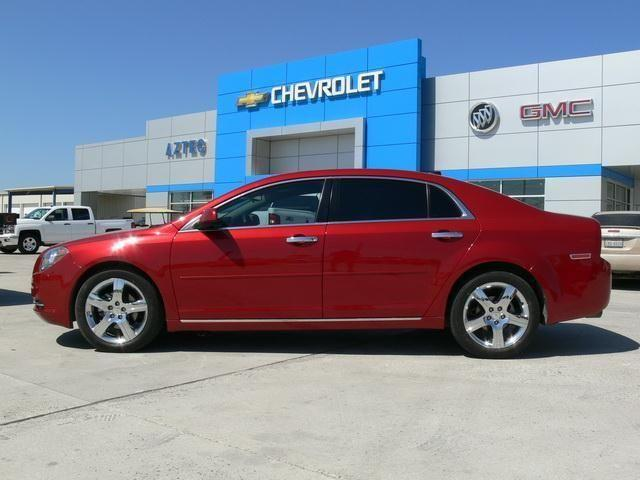 Aztec Chevrolet Beeville >> 2012 Chevrolet Malibu 4dr Car LT w/1LT for Sale in Beeville, Texas Classified   AmericanListed.com