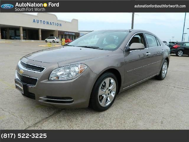 2012 chevrolet malibu for sale in fort worth texas classified. Black Bedroom Furniture Sets. Home Design Ideas