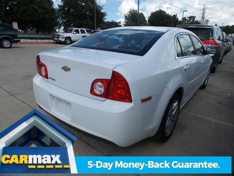 2012 Chevrolet Malibu LS Fleet LS Fleet 4dr Sedan