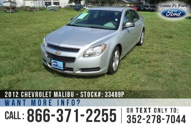 2012 Chevrolet Malibu LS w1FL - 55K Miles - Finance