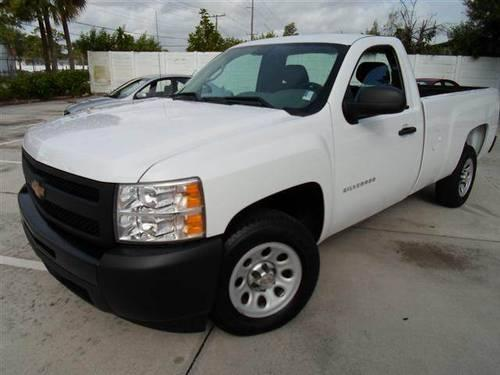2012 chevrolet silverado 1500 crew cab work truck pickup 4d 5 3 4 ft for sale in west palm beach. Black Bedroom Furniture Sets. Home Design Ideas