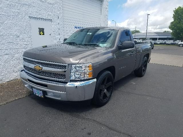 Medford Chevrolet Silverado 1500 >> 2012 Chevrolet Silverado 1500 Work Truck 4x2 Work Truck 2dr Regular Cab 6.5 ft. SB for Sale in ...