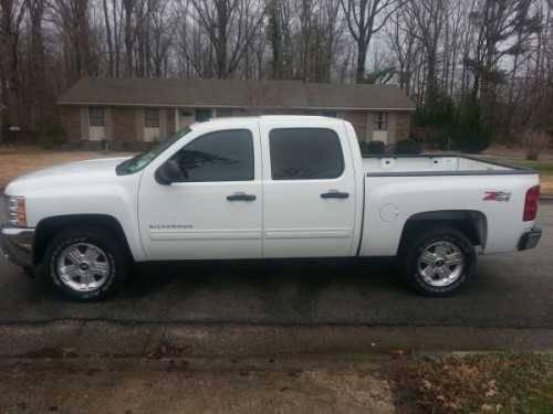 2012 chevrolet silverado 1500 z71 off road truck in ahoskie nc for sale in ahoskie north. Black Bedroom Furniture Sets. Home Design Ideas