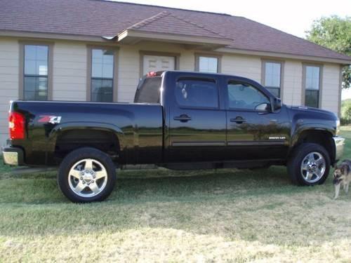 2012 chevrolet silverado z 71 3 4 ton truck 4x4 texas for sale in san antonio texas. Black Bedroom Furniture Sets. Home Design Ideas