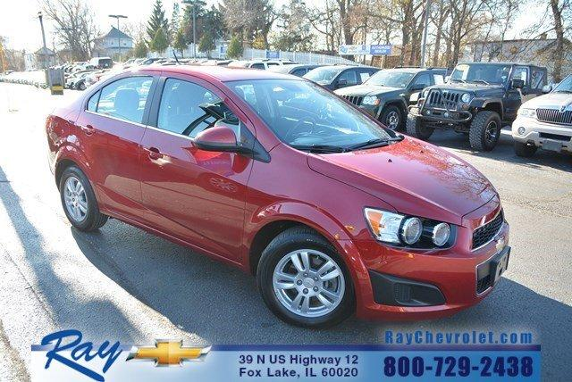 2012 chevrolet sonic 2lt fox lake il for sale in fox lake illinois classified. Black Bedroom Furniture Sets. Home Design Ideas