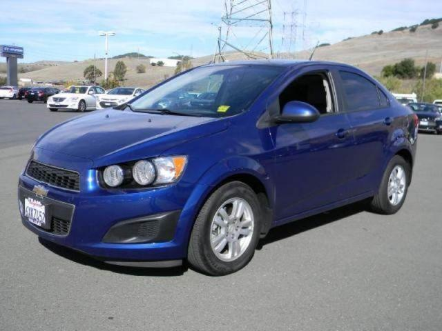 2012 chevrolet sonic ls for sale in vallejo california classified. Black Bedroom Furniture Sets. Home Design Ideas