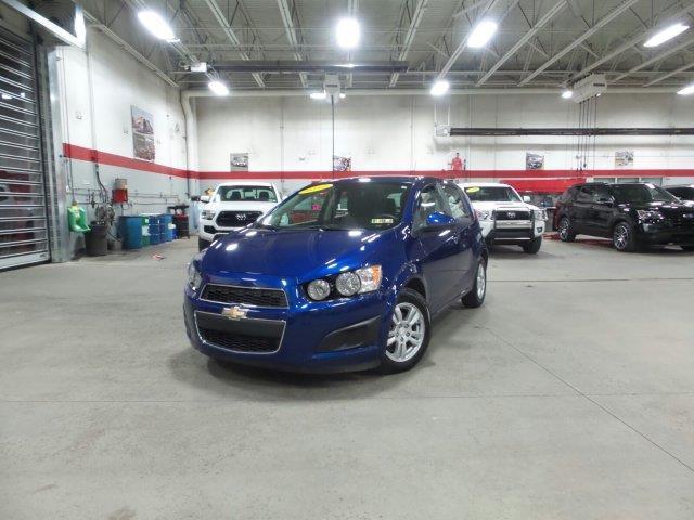 2012 Chevrolet Sonic LS LS 4dr Hatchback w/2LS