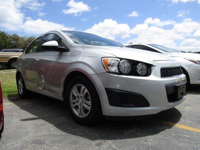 Dyer Chevrolet Fort Pierce >> 2012 Chevrolet Sonic LT LT 4dr Sedan w/2LT for Sale in ...