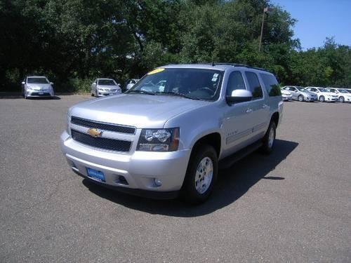 2012 Chevrolet Suburban 1500 4x4 LT LT