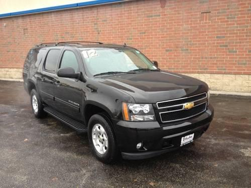 2012 chevrolet suburban 1500 sport utility lt for sale in gages lake illinois classified. Black Bedroom Furniture Sets. Home Design Ideas