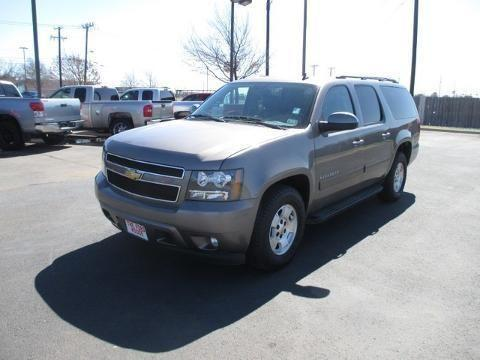 2012 chevrolet suburban rear wheel drive with limited slip for sale in wichita falls texas. Black Bedroom Furniture Sets. Home Design Ideas