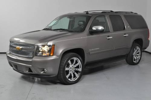 2012 chevrolet suburban sport utility lt for sale in coppell texas classified. Black Bedroom Furniture Sets. Home Design Ideas